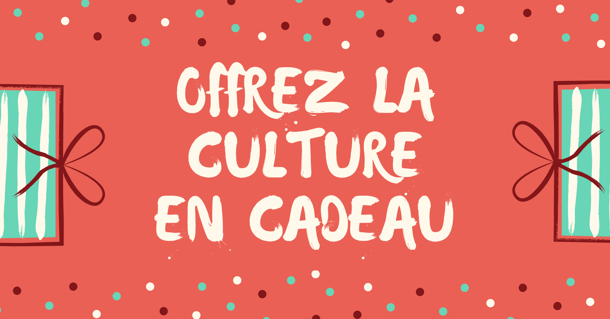 This year, give a gift of culture!