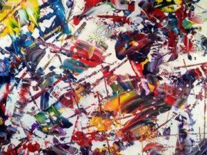 Steven Scott Fyfe Oeuvre Life 36 X 48