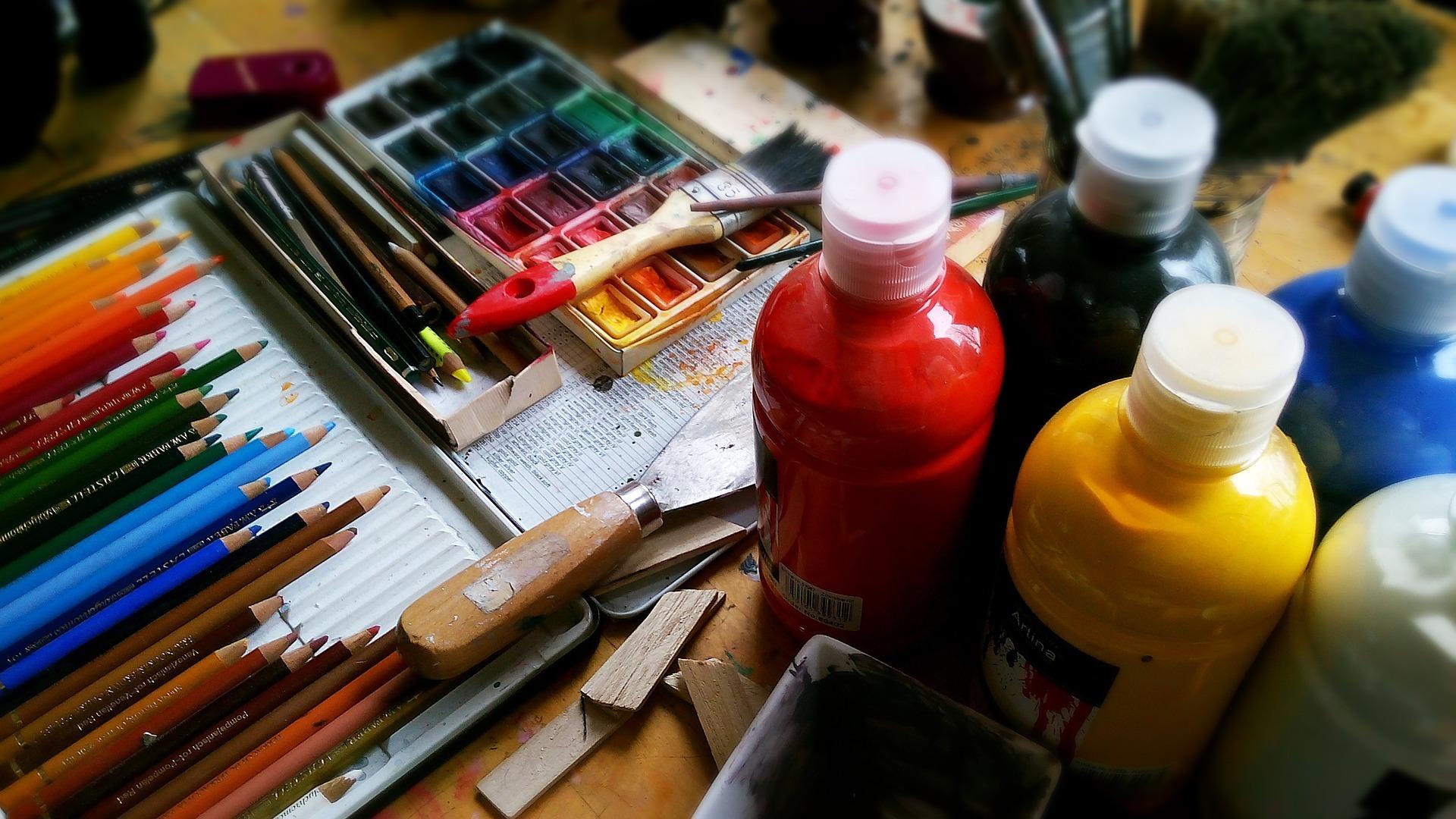 Saint-Lambert artists honoured at the multi-purpose centre